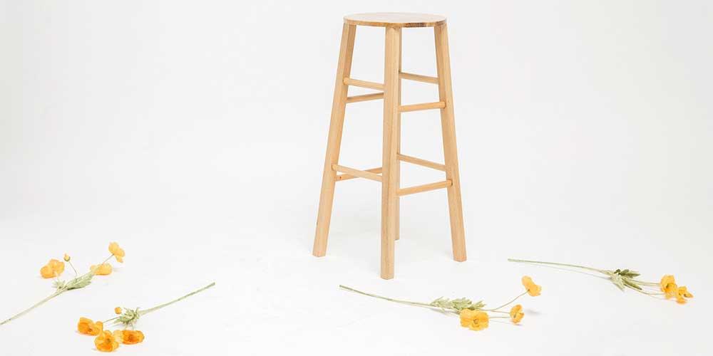 Chair & Flower