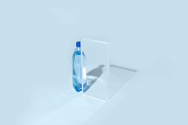 Mockup of Bottle