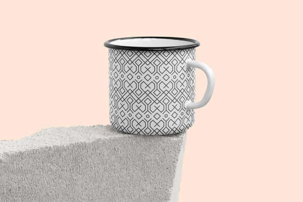 A Decoration cup