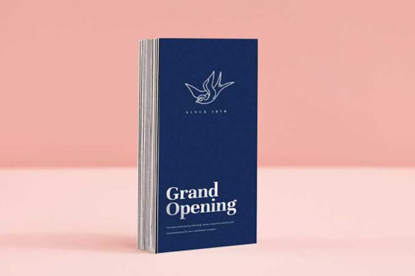 Book Grand Opening